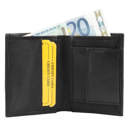 Moška denarnica Excellanc Mini Črna