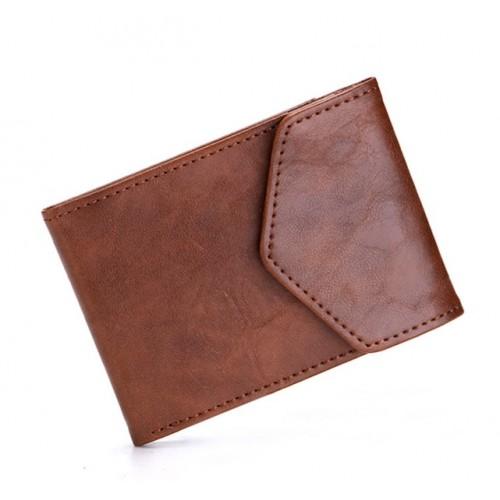 Moška denarnica Cuikca Creativity Rjava